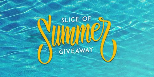 Slice Of Summer Giveaway