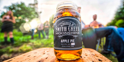 Smith Creek Moonshine: Click to visit page.