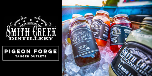 Ad - Smith Creek Moonshine: Click to visit website