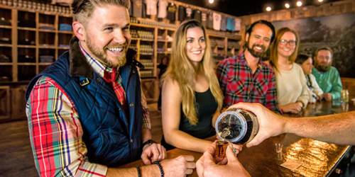Smith Creek Distillery: Click to visit page.