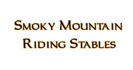 Smoky Mountain Riding Stables logo