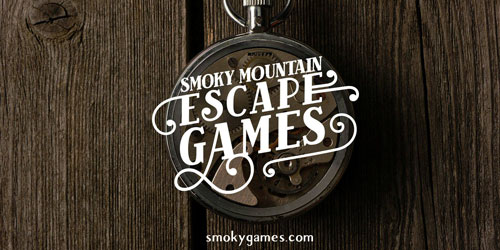 Ad - Smoky Mountain Escape Games: Click to visit website