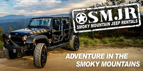 Ad - Smoky Mountain Jeep Rentals: Click to visit website