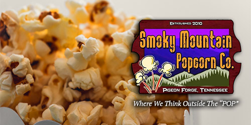 Ad - Smoky Mountain Popcorn Company: Click to visit website