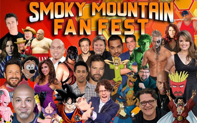 Smoky Mountain Fan Fest: Click for event info