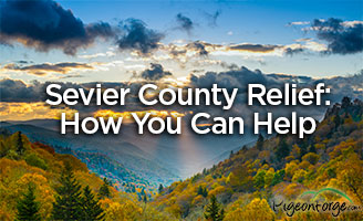 Sevier County Relief: How You Can Help