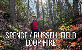 Spence Field To Russell Field: Smoky Mountain Loop Hike: Click to read more
