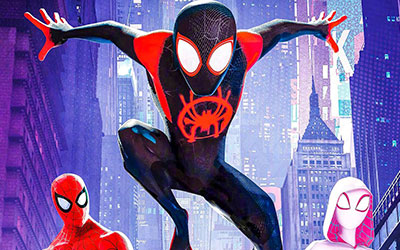 Spider-Man: Into The Spider-Verse at Governor's Crossing: Click for event info.