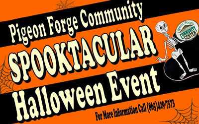Spooktacular Halloween Event @ Pigeon Forge Community Center | Pigeon Forge | Tennessee | United States