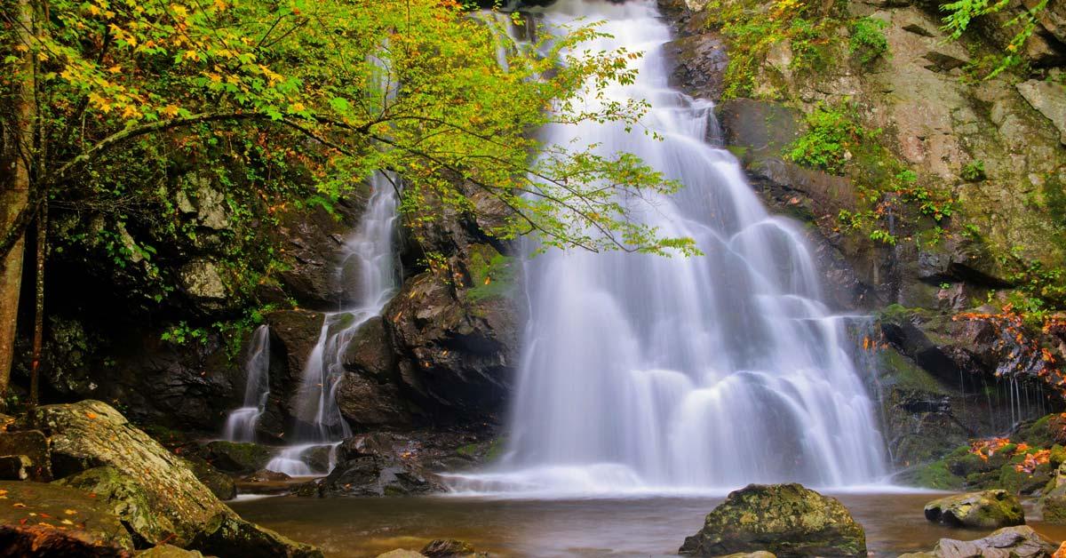 Spruce Flats Falls Trail (Buckeye)