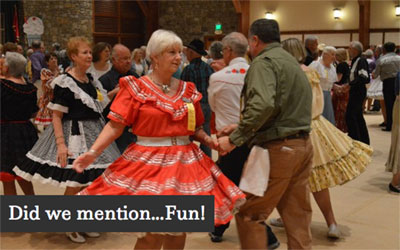 2018 Square Dance Convention @ W.L. Mills Conference Center | Gatlinburg | Tennessee | United States