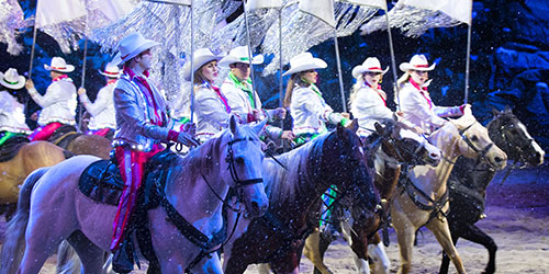 Christmas At Dolly Parton's Stampede Event Info: Click to visit page.