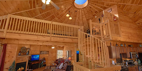 8 Unique Pigeon Forge Cabin Rentals With Spectacular Amenities
