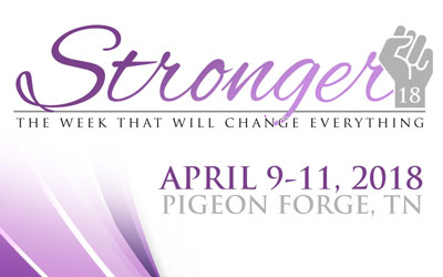 Stronger Ladies Retreat: Click for event info.