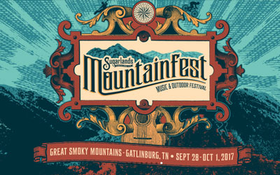 Sugarlands Mountainfest Music Festival: Click for event info.