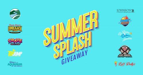 Summer Splash Giveaway