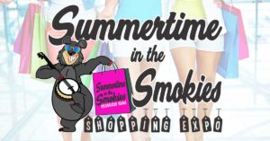 summertime in the smokies shopping expo