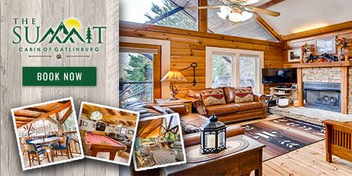 Ad - The Summit Cabin Of Gatlinburg: Click to visit website