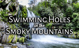 Top 5 Swimming Holes In The Smokies: Click to view post