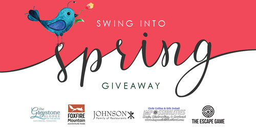 Swing Into Spring Giveaway