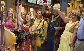 """Tanked"" at The Hatfield and McCoy Show: Click to read more."
