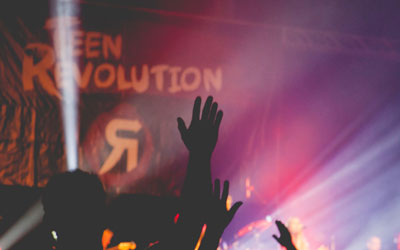 Teen Revolution Youth Conference: Click for event info.