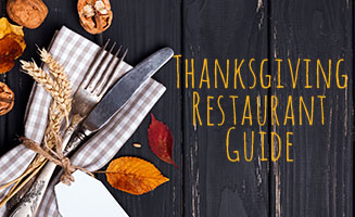 Thanksgiving in Pigeon Forge: Restaurant Guide
