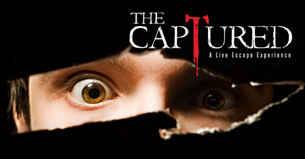 The Captured A Live Escape Experience Pigeon Forge