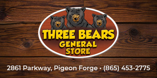 Ad - Three Bears General Store: Click to visit website