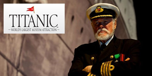 Titanic Museum Pigeon Forge: Click to visit page.