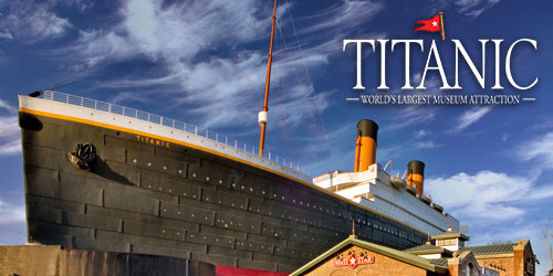 Ad - TITANIC Museum Attraction: Click to visit website