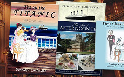 Author Book Signing- Yvonne Lehman & Penelope Carlevato @ Titantic Museum and Attraction | Pigeon Forge | Tennessee | United States