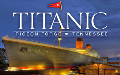 Titanic Night At The Museum Sleepover @ Titanic Museum & Attraction   | Pigeon Forge | Tennessee | United States