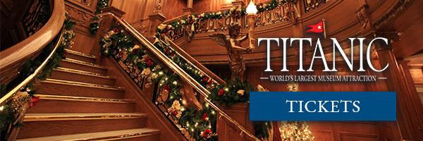 Ad - Titanic Museum Attraction: Visit Website
