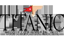 TITANIC Museum Attraction logo