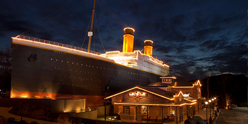 Titanic Museum Attraction: Click to visit page.