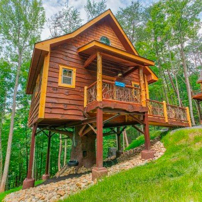 Book Tennessee Treehouse