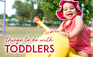 Things To Do With A Toddler In Pigeon Forge: Click to read more