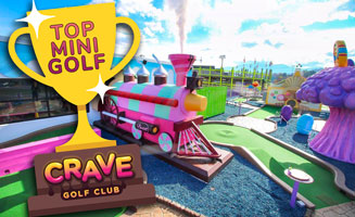 Game On: Crave Scores Awards For Top Mini Golf: Click to read more