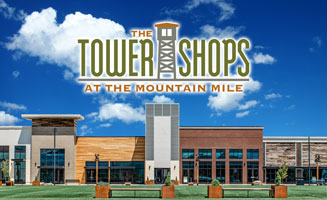 All About The Mountain Mile & Tower Shops: Click to read more.