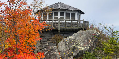 Hike Mount Cammerer: Click to visit page.