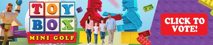 Ad: Click to vote for Toy Box Mini Golf