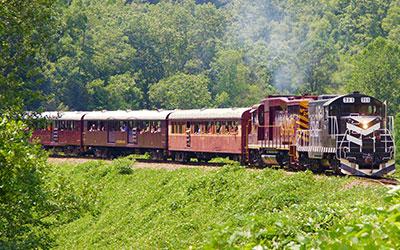 Great Smoky Mountains Railroad: Veteran's Day Week