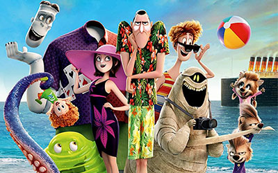Hotel Transylvania 3 at Governor's Crossing: Click for event info.