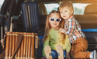 Are We There Yet? 10 Tips for Traveling with Kids