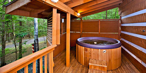 Luxury Cabins & Chalets In The Smoky Mountains