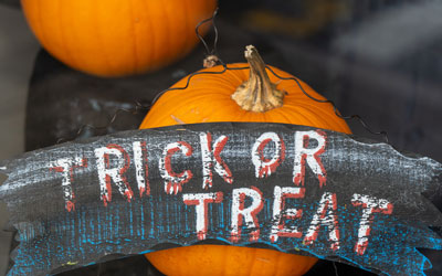 Annual Trick or Treat Kickoff Karnival: Click for event info.