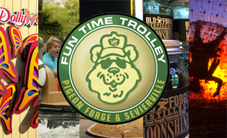 Pigeon Forge & Gatlinburg Trolley Information: Click to read more