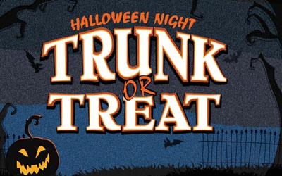 Trunk or Treat: Click for event info.