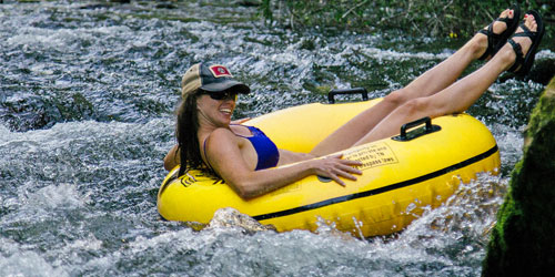 River Rat Tubing Outpost B: Click to visit page.